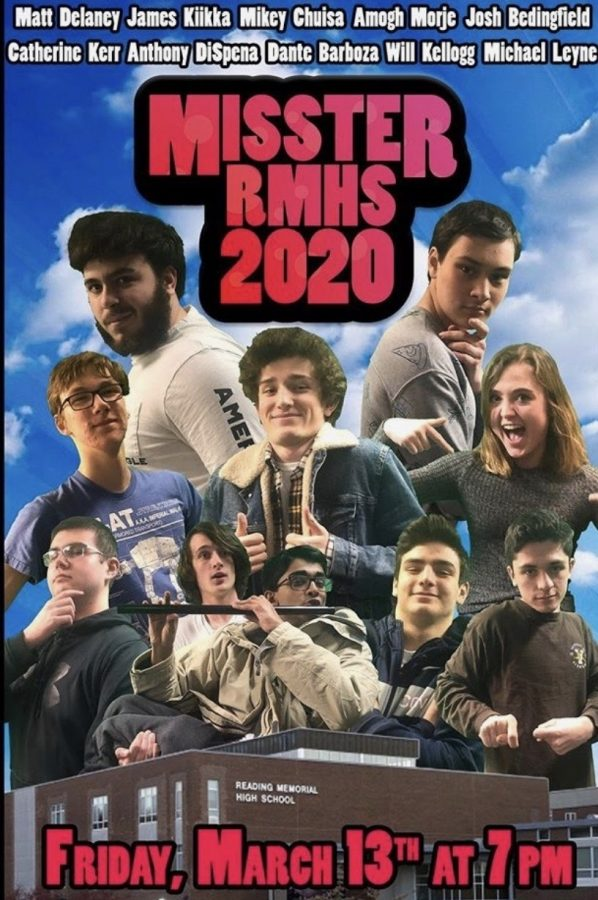 Misster RMHS 2020: A Preview