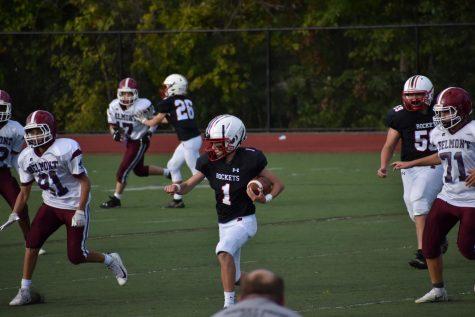 Photo Gallery: Freshman Football vs. Belmont